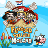Flooded Village Holland