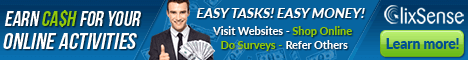 Clixsense, review, tutorial, survey, ptc, login, signup